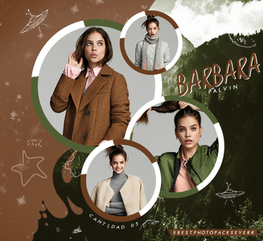 Photopack 26462 - Barbara Palvin by southsidepngs