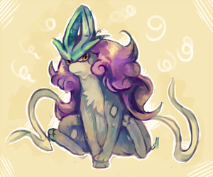 Curly Curly by salanchu