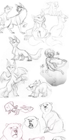 Sketchdump by enits