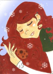 Gingerbread Christmas by MistressOrchid