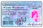 MY DEVIANT ID by Gryphonia
