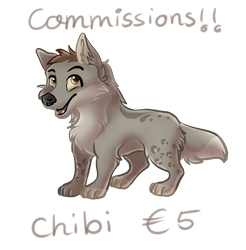 Chibi Commissions Available! by Lissyah