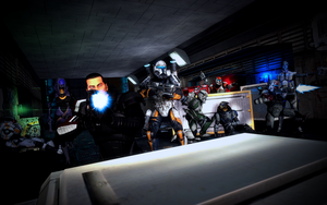 Mass Effect: Republic Commando by Archangel470