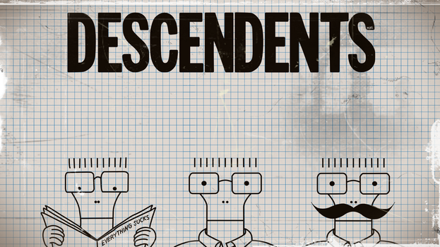 Descendents - Milos Wallpaper by mukeni0