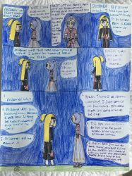 Yukio Story pg.2 The Bad News by SadnessFemBoy2016