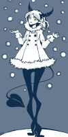 Day of snow by nkns0ksn