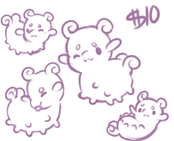 Lil Paca sketch page [ CLOSED ] by candlewiick
