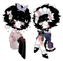 Tiny Baby Dolls by strawberrysexual