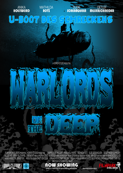 2011 FP HALLOWEEN - Attraction Poster Mock Up 03 by VR-Robotica