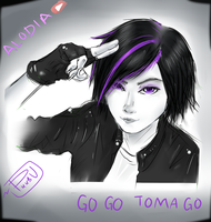 Gogo Tomago Cosplayed By Alodia by PKKBU