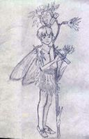 Ragged Robin Fairy by swankivy