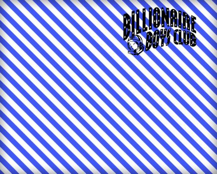 BBC wallpaper blue stripes by aldo0815