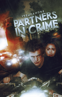 Partners In Crime // Book Cover by moonxriver