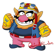 90's Styled Wario Ware by CriticalHitSam