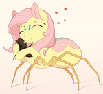 Flies Are Friends by Evehly