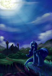 Scars of the Past by Grennadder
