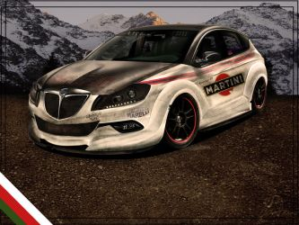 Lancia Delta HP COX by enth3os
