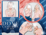 Dove Cameron PNG Pack #25 by SaleySwillers