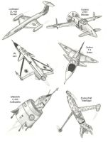 Cancelled Aircraft Programs by Kryptid