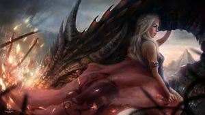 Fire and Blood by SigmaK