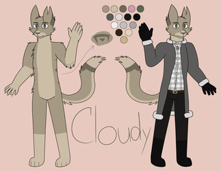 Cloudy Reference Sheet *UPDATED* by CloudyTheNerd