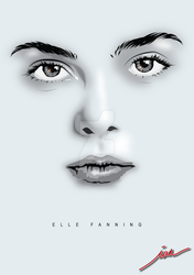 Elle Fanning by chaoticmind
