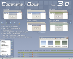 Codename: Opus 3.0 by b0se