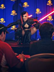 Dragoncon Star Wars Costume Contest by MissSinisterCosplay