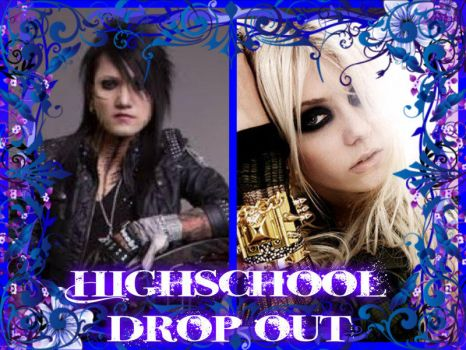 Highschool Drop Out Cover art by Wildchildforever