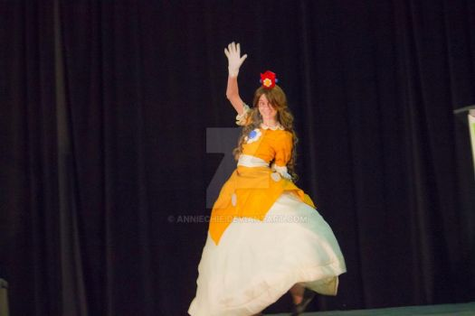 Daisy on Stage 2 by AnnieChie
