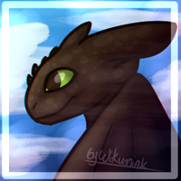 Toothless by WIKUNIAK2