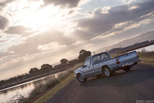 1990 Mitsubishi L200 - 3 by Jason-Gordon