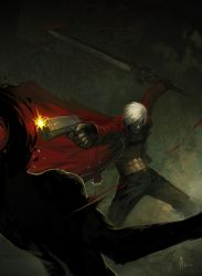 Dante by UdonCrew