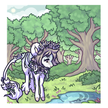 Self-Contemplation - Canterwit DTA (Art) by Spashai