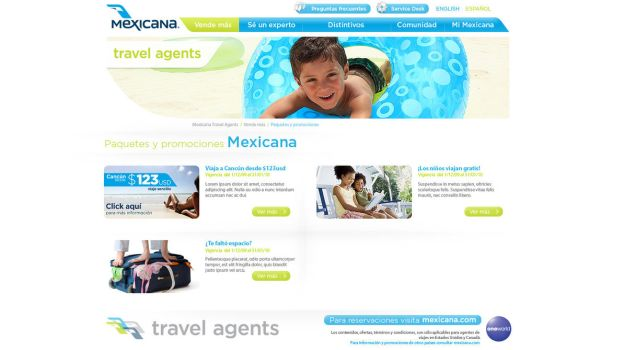 mexicana travel agents 2 by diego64