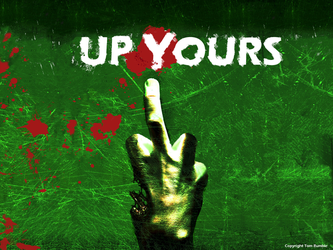L4D 'Up Yours' by Eleventy-7