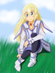 Colette from tales of symphonia by mimichi1234312
