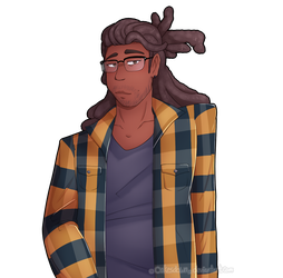 casual dad by cakesdown
