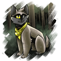 Art Fight 1 by Wolfhowler9880
