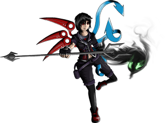 Skylit Nue [Transparent] by blazeLimit