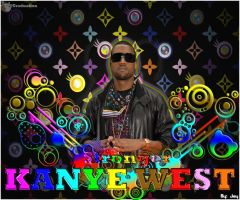 Kanye West by colombian305