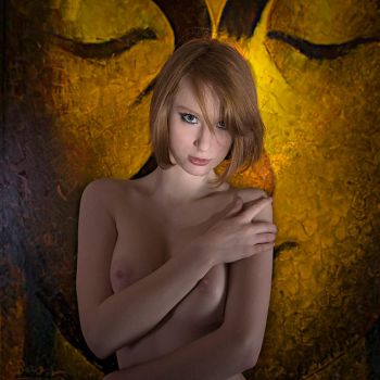 Beauty and Budha by fb101