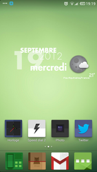 Miui theme by ultr4man