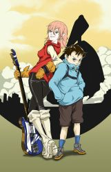 FLCL by SinglePolygon