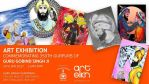 Art Exhibition commemorating the 350th Gurpurb of by RinRio