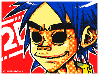 2-D by LinkerLuis