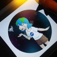 Earth-chan by ShaDesDApage