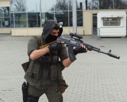 Mondocon S.T.A.L.K.E.R Cosplay 5 by Stholm