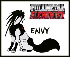 FMA - Envy - WS by Dorchette