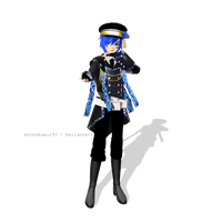DT KAITO - Arrest Rose + DL Link (FIXED) by AkikoKamui97